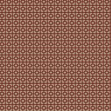 Brick Geometric Decorator Fabric by Trend