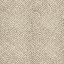 Aqua Animal Decorator Fabric by Trend
