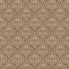 Onyx Jacquard Pattern Decorator Fabric by Trend