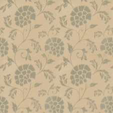 Seaside Floral Decorator Fabric by Stroheim