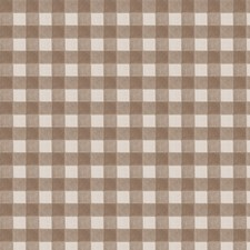 Pebble Check Decorator Fabric by Stroheim