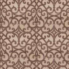 Truffle Jacquard Pattern Decorator Fabric by Fabricut