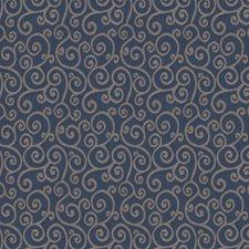 Nautical Lattice Decorator Fabric by Trend