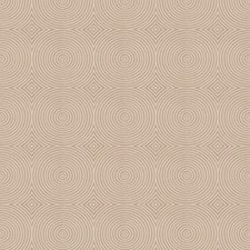 Natural Sparkle Geometric Decorator Fabric by Trend