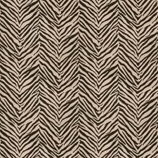 Black Animal Decorator Fabric by Trend