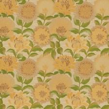 Cornsilk Floral Decorator Fabric by Fabricut