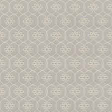 Sterling Lattice Decorator Fabric by Fabricut