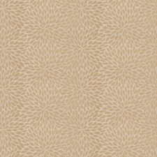 Spun Silver Floral Decorator Fabric by Fabricut