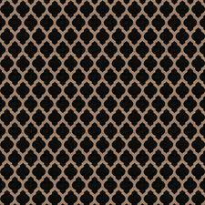Onyx Jacquard Pattern Decorator Fabric by Fabricut