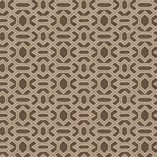 Shadow Geometric Decorator Fabric by Fabricut