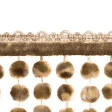 6013202 0620L Pom Pom Tassel S0040 Ecru by Stroheim