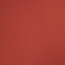 Paprika Stripes Decorator Fabric by Stroheim