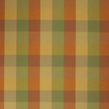 Spice Check Decorator Fabric by Stroheim