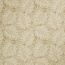 Sand Leaves Decorator Fabric by Stroheim
