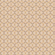 Gold Scrollwork Decorator Fabric by Trend