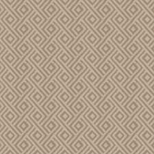 Linen Geometric Decorator Fabric by Fabricut