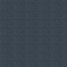 Indigo Jacquard Pattern Decorator Fabric by Fabricut