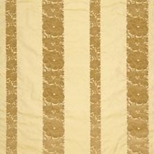 Gold Dust Decorator Fabric by Schumacher