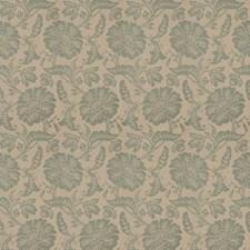 Seaspray Floral Decorator Fabric by Trend