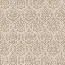 Mist Damask Decorator Fabric by Vervain
