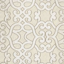 Oyster Decorator Fabric by Schumacher