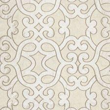Oyster Decorator Fabric by Schumacher