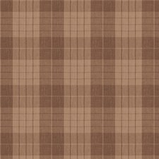 Mink Check Decorator Fabric by Fabricut