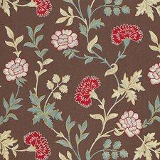 Crimson Decorator Fabric by Schumacher