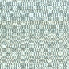 Sky/Ivory Decorator Fabric by Schumacher