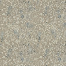 Chambray Global Decorator Fabric by Stroheim