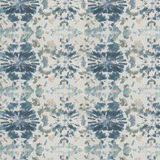 Bluejade Print Pattern Decorator Fabric by S. Harris