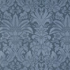 Indigo Decorator Fabric by Schumacher