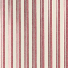 Red/White Decorator Fabric by Schumacher