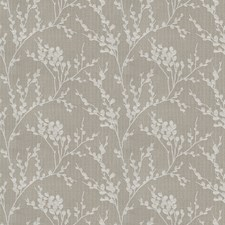 Flax Floral Decorator Fabric by Fabricut