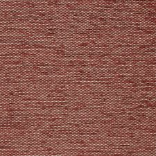 Autumn Red Texture Plain Decorator Fabric by Vervain