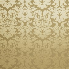 Mushroom Damask Decorator Fabric by Trend