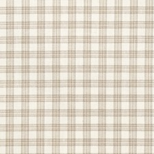 Linen Check Decorator Fabric by Trend