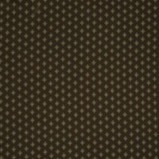 Chocolate Small Scale Woven Decorator Fabric by Trend