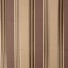 Latte Stripes Decorator Fabric by Trend