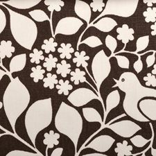 Chocolate Decorator Fabric by Duralee