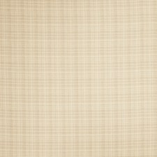 Almond Check Decorator Fabric by Trend