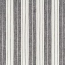 Blackwork Decorator Fabric by Schumacher
