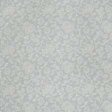 Sky Scrollwork Decorator Fabric by Trend
