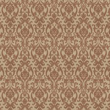 Autumn Damask Decorator Fabric by Trend