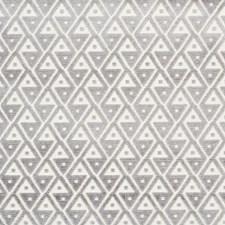 Silver Decorator Fabric by Schumacher