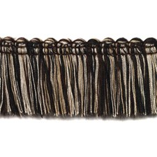 Fringe Black/Brown Trim by Duralee