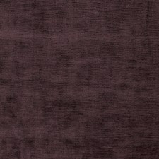 Plum Solid Decorator Fabric by Stroheim