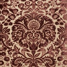 Rosewood Decorator Fabric by Schumacher