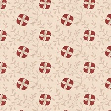 Poppy Embroidery Decorator Fabric by Trend