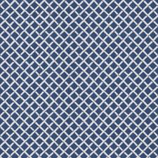 Bluebell Lattice Decorator Fabric by Stroheim